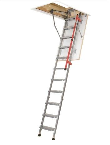 fakro lml metal çatı merdivenleri