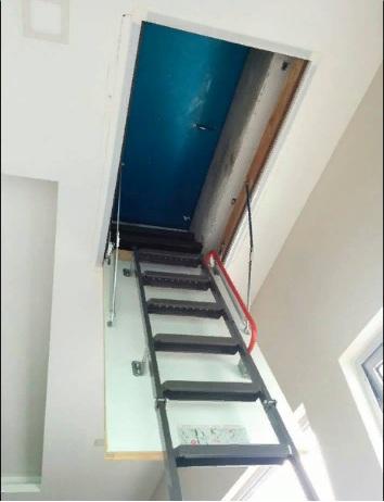 fakro lmk çatı merdivenleri